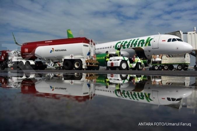 Garuda Indonesia pinjami US$ 15 juta ke Citilink