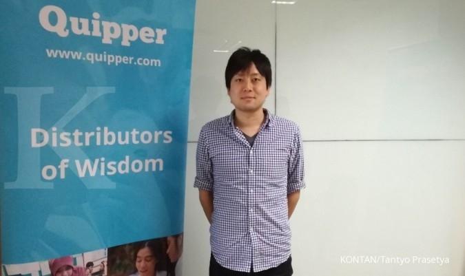 Sumsel terapkan belajar online dengan Quipper