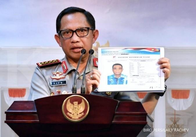Polisi minta Novel kooperatif untuk diperiksa