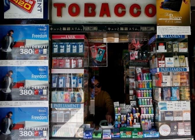 Japan Tobacco akuisisi perusahaan rokok Filipina