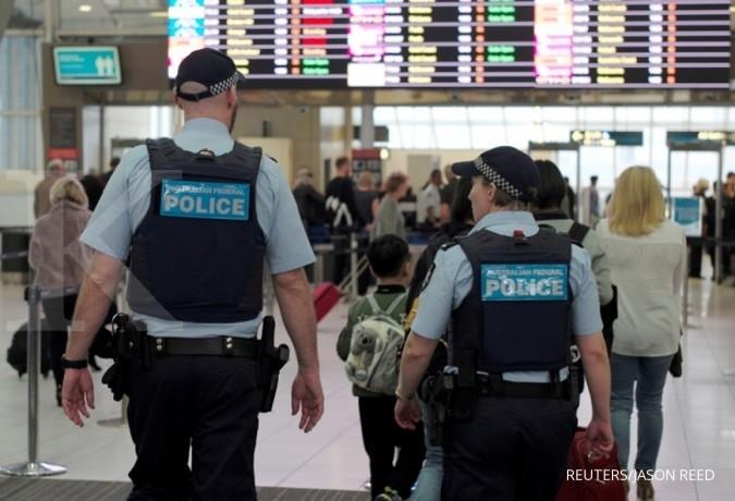 Australia gagalkan rencana teror jatuhkan pesawat