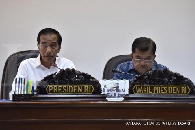 Jokowi: Usut tuntas Saracen
