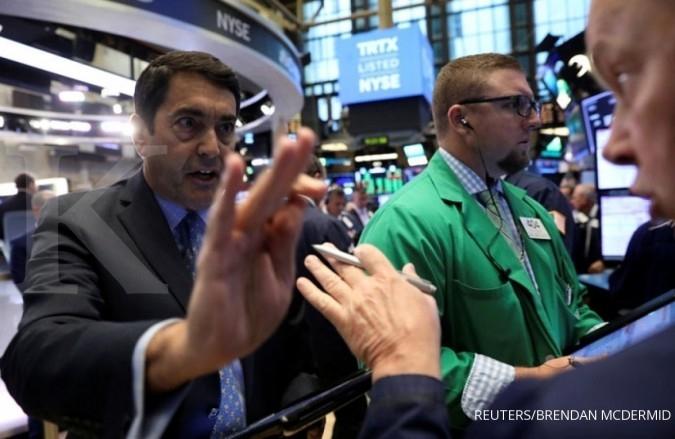 Dow Jones perbarui rekor lagi
