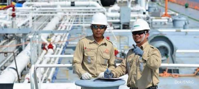 ENRG Pendapatan turun, Energi Mega (ENRG) cetak laba bersih US$ 11,88 juta di kuartal III