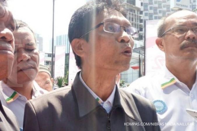 PD Pasar Jaya menjawab tuntutan Serikat Pekerja