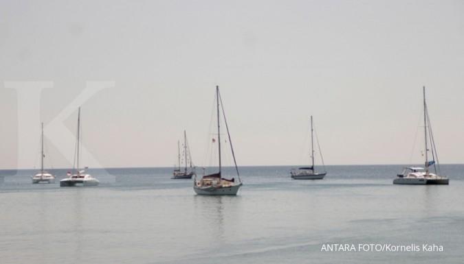 Wonderful Sail 2 Indonesia diikuti puluhan kapal
