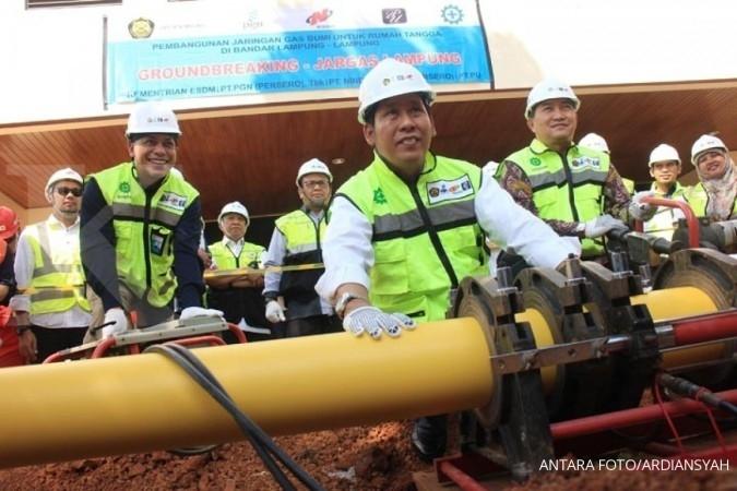 Harga gas PGN Batam naik, negara kantongi Rp 256 M