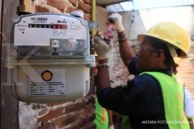 Pembangunan jargas diharap bisa tekan impor LPG