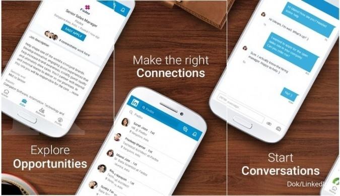 Linkedln Lite kini tersedia di Indonesia