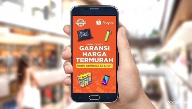 Strategi Shopee Indonesia rebut pasar Indonesia