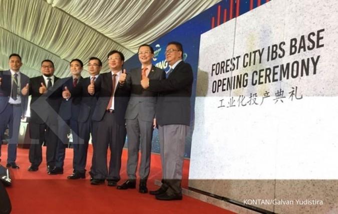 Saran China untuk proyek reklamasi Indonesia