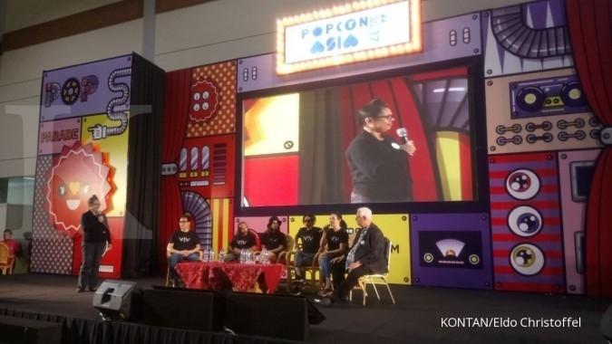 Popcon Inc merambah bisnis media digital