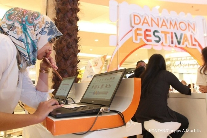 BDMN Dalam lima tahun, Bank Danamon targetkan 1 juta pengguna D-Wallet