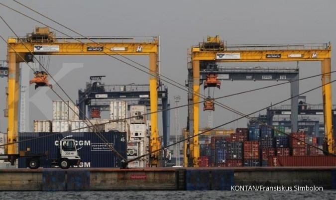 Neraca dagang Agustus surplus US$ 1,72 miliar