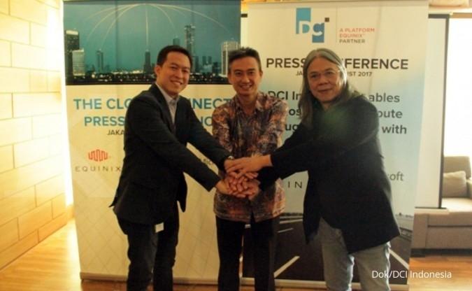PT DCI Indonesia meluncurkan layanan cloud