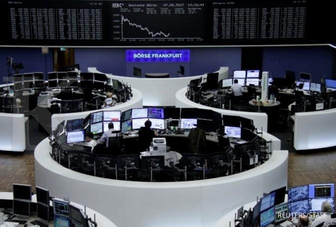Antisipasi BOE, bursa Eropa dibuka melemah