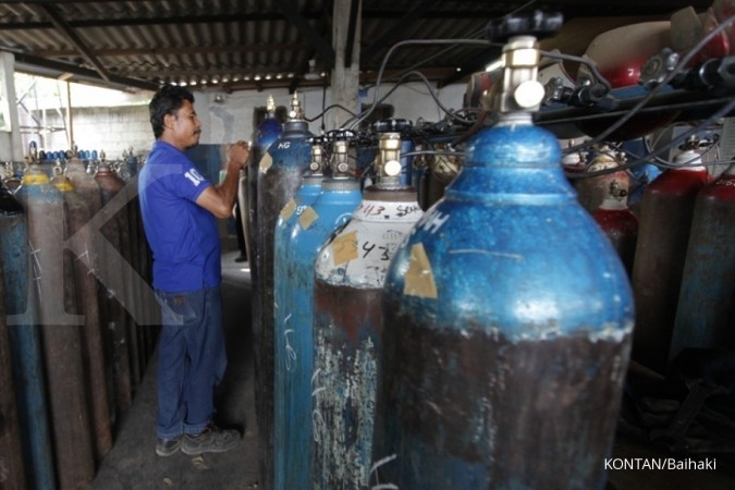 Harga gas jadi masalah utama industri lokal