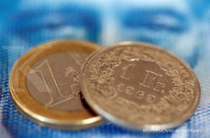 Penguatan euro diperkirakan tak bertahan lama