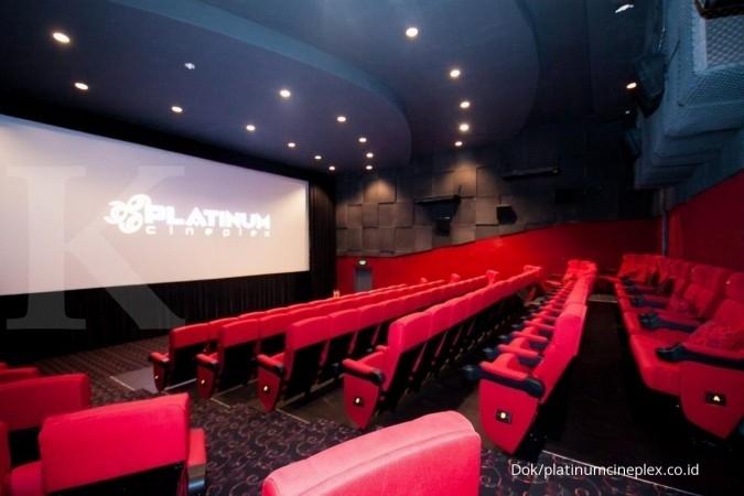 Raam: Kontribusi makanan ke bioskop bisa 30%