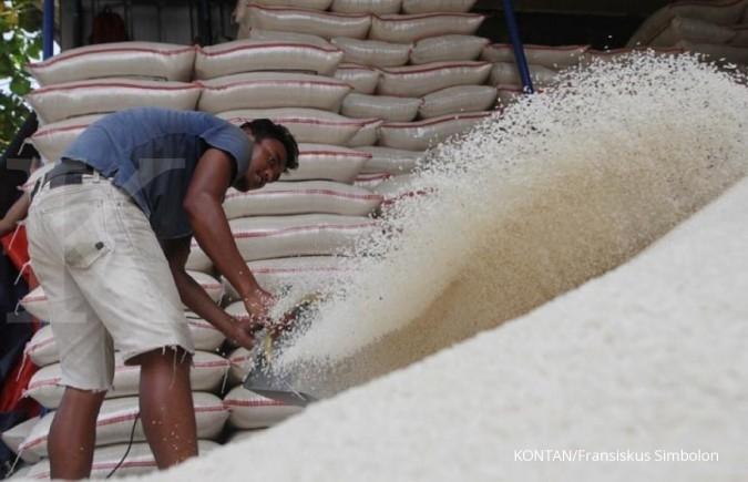 Harga beras di daerah mulai naik