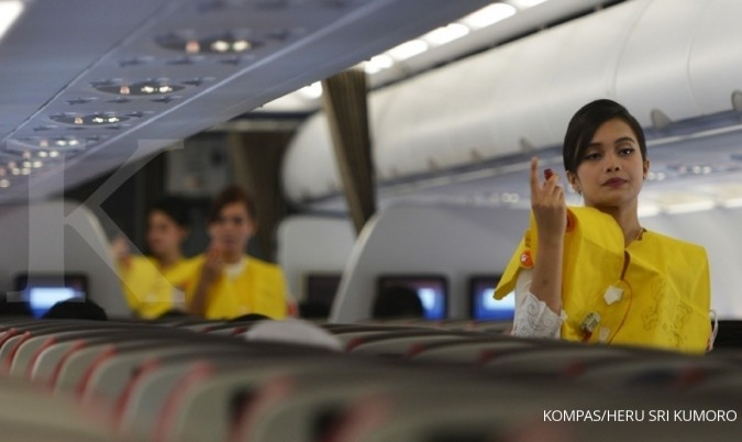 Apa sebab bau mulut dan buang angin di pesawat?