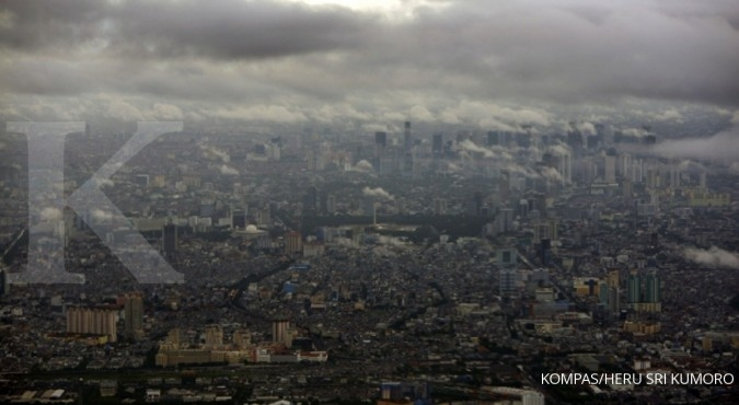 Tanah Jakarta turun, ini yang dilakukan pemerintah