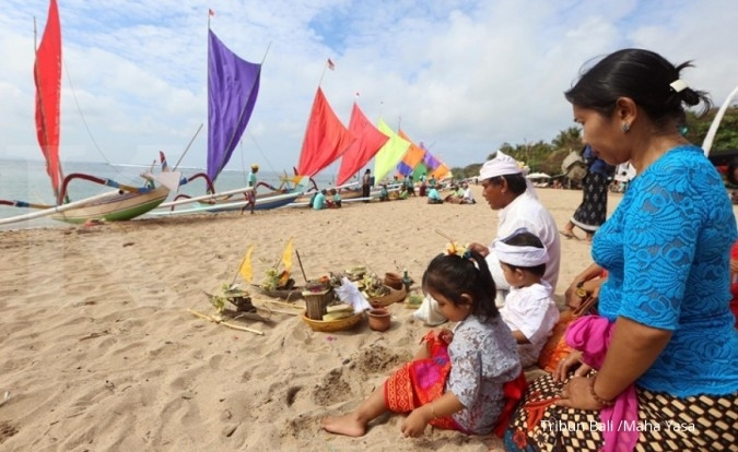 Turis Tingkok dan India dominasi kunjungan ke Bali