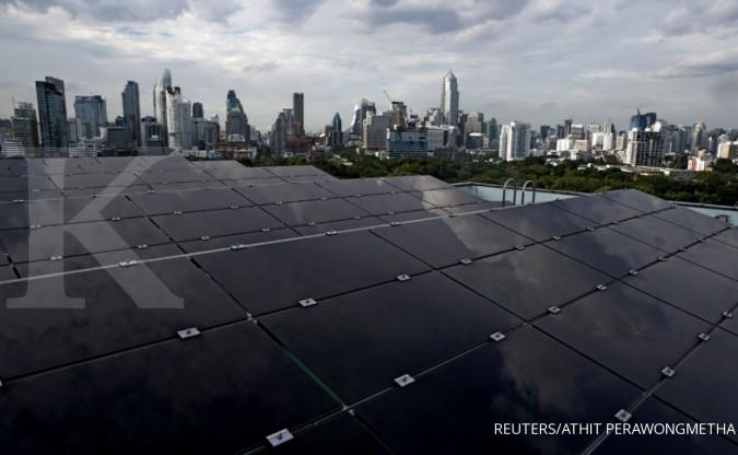 SolarHome menerangi pelosok Asia