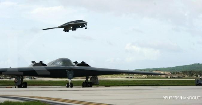 Amerika kirim pesawat bomber ke semenanjung Korea