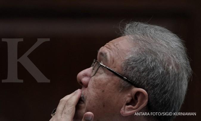 Hakim hukum DGIK Rp 47,9 M atas kasus korupsi