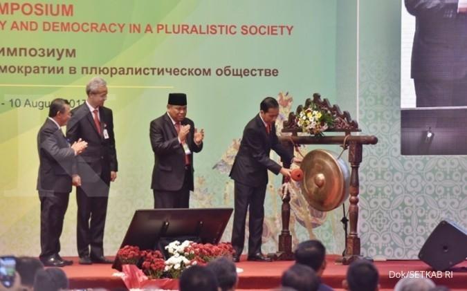 Jokowi: Tidak ada institusi yang berkuasa mutlak