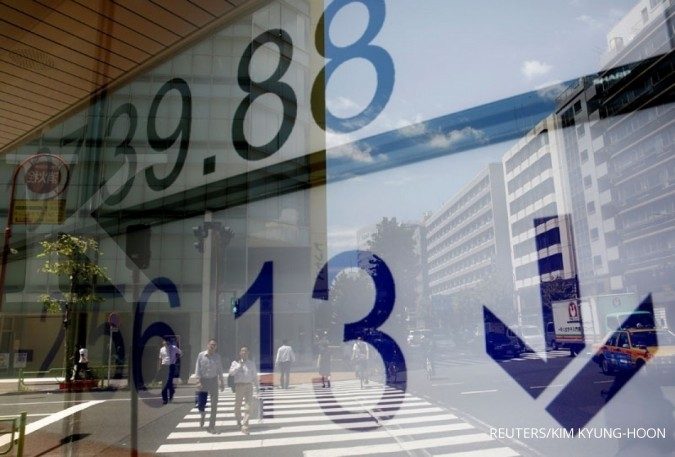 Bursa Asia mayoritas menguat