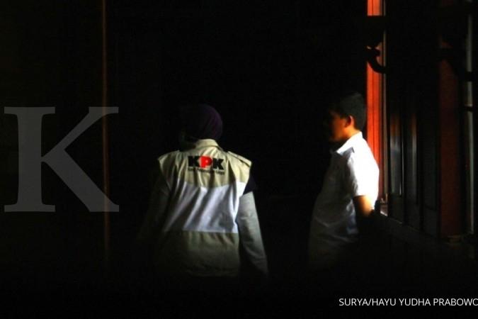 KPK dikabarkan tangkap pejabat di Jambi
