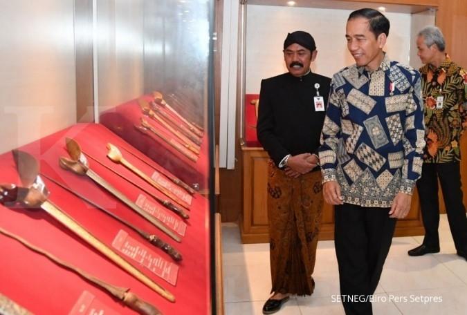 5 keris Jokowi jadi koleksi Museum Keris Nusantara
