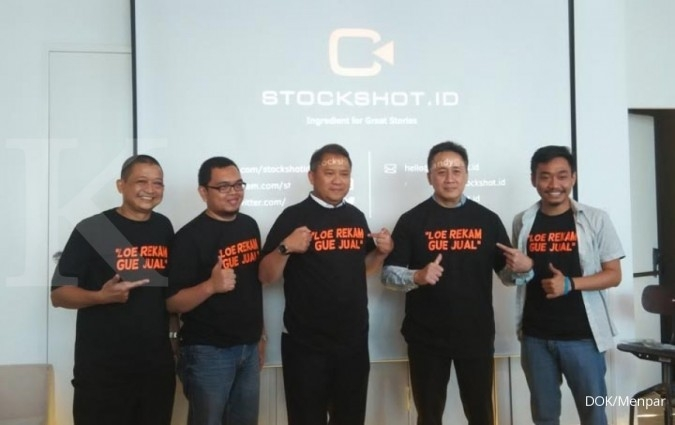 Stockshot.ID fokus memperkaya konten video