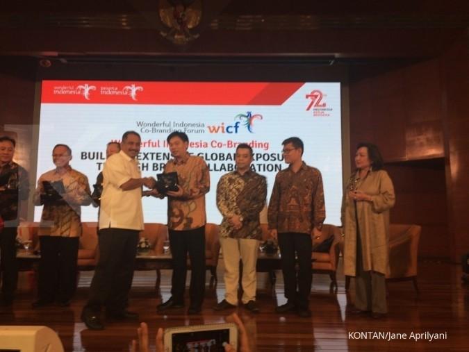 Menpar gaet 28 merek lokal promosikan Indonesia