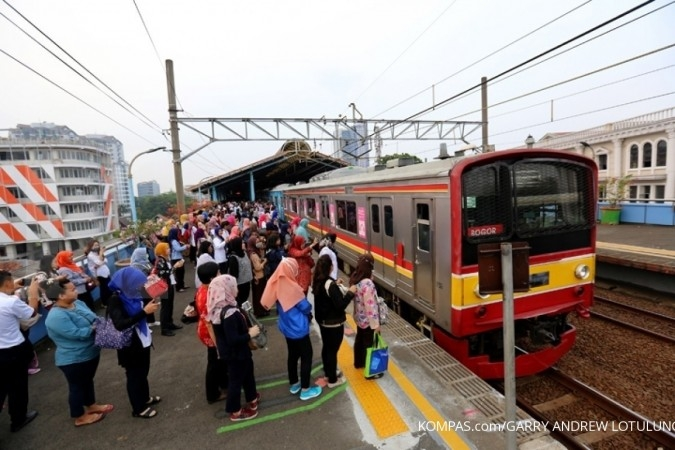 Ini rute kereta dengan tarif gratis di 17 Agustus