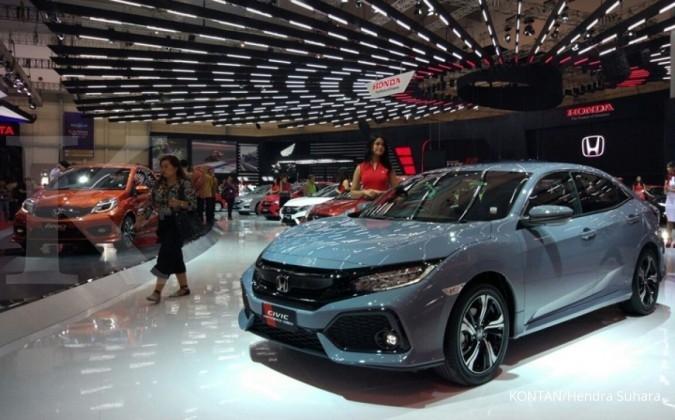 Sepekan GIASS, Honda jual 1.300 unit