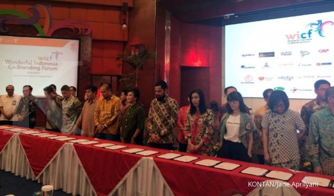 Proyek Wonderful Indonesia gandeng 18 brand lokal