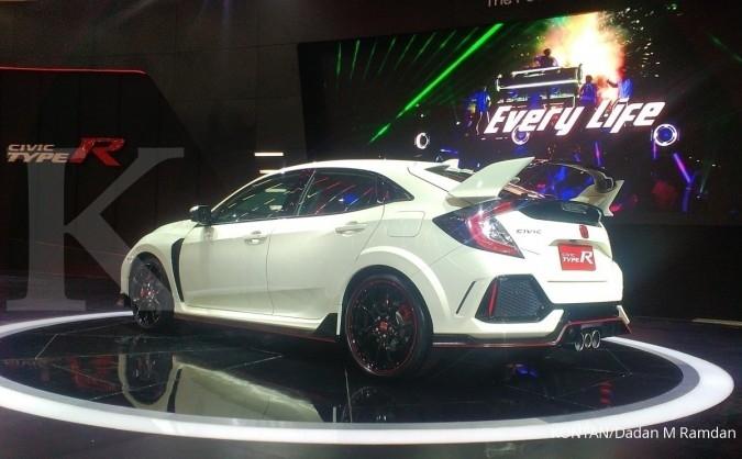 Honda Civic Type R resmi dipasarkan di Indonesia
