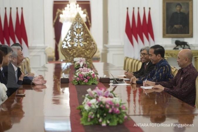 Presiden terima Wakil PM Singapura di Istana