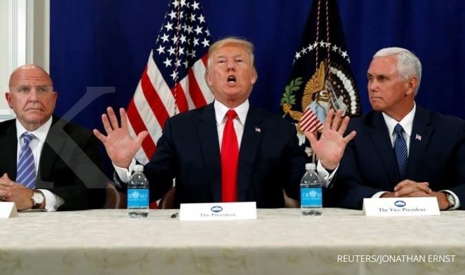 Sehari, 3 CEO mundur dari dewan penasihat Trump