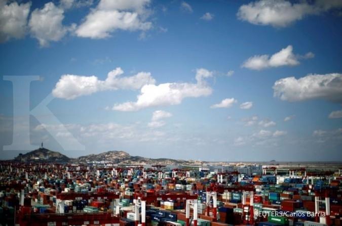 Data ekonomi China ini bisa bikin koreksi pasar
