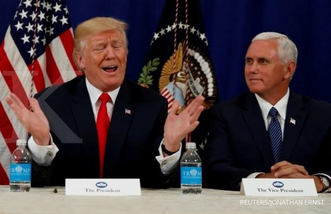Trump sedang merencanakan penghapusan pagu utang