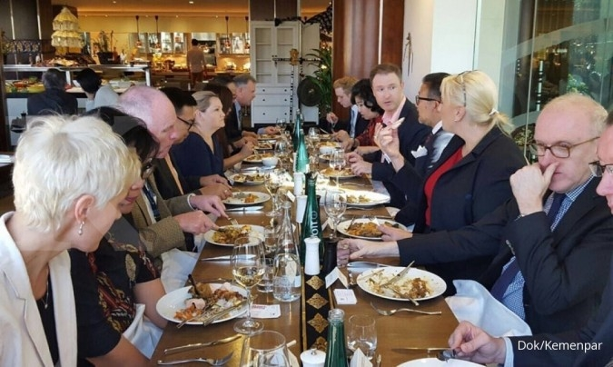 Festival kuliner A Taste of Indonesia di Sydney