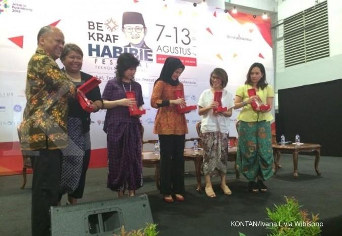 Teknologi, wanita dan inovasi di Habibie Festival