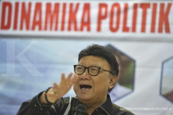Mendagri: Anies fokus saja tuntaskan janji politik