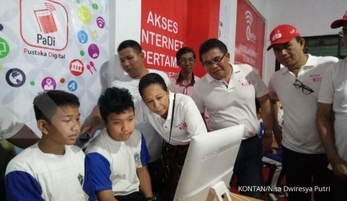 TLKM bantu fasilitas BLC di SMP N 15 Serang