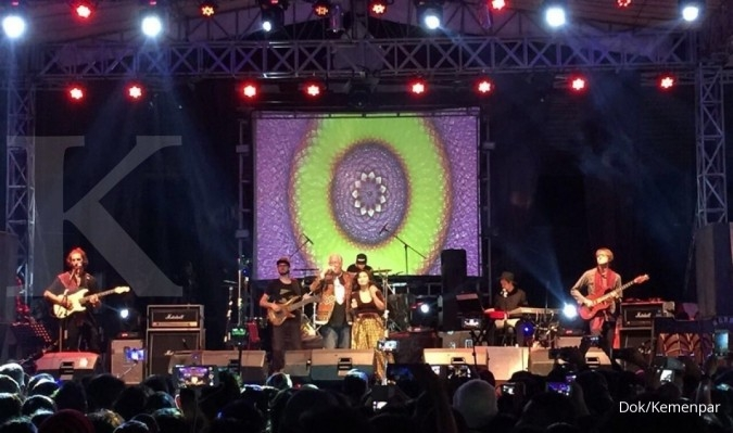 Tobatak Festival Samosir sita perhatian wisatawan