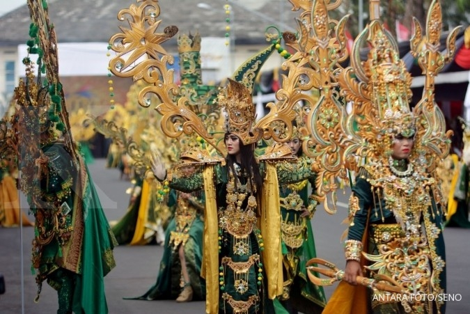 Jokowi: Jember kota karnaval dunia